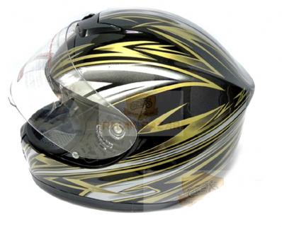KASK ÇENELİKLİ LÜX MODEL No.128 BEDEN XL