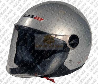 LS2 KASK OF 560 ROCKET II GRİ
